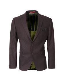 Gibson Mens Red Donegal Jacket