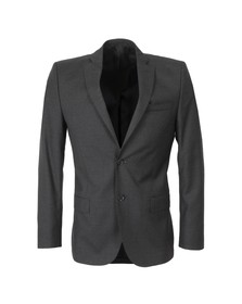 J.Lindeberg Mens Grey J.Lindeberg Hopper Suit Jacket