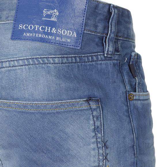 Scotch & Soda Mens Blue Ralston Slim Jean main image