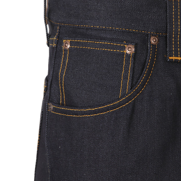 Nudie Jeans Mens Blue Steady Eddie Jean main image