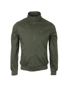 Merc Mens Green Classic Harrington