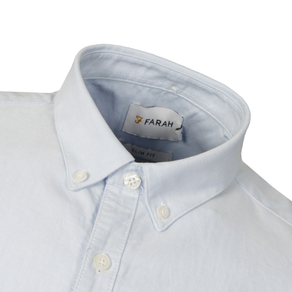 Brewer Slim S/S Shirt main image