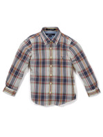 Ocean Fresh Madras Check Shirt