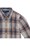 Gant Boys Blue Ocean Fresh Madras Check Shirt