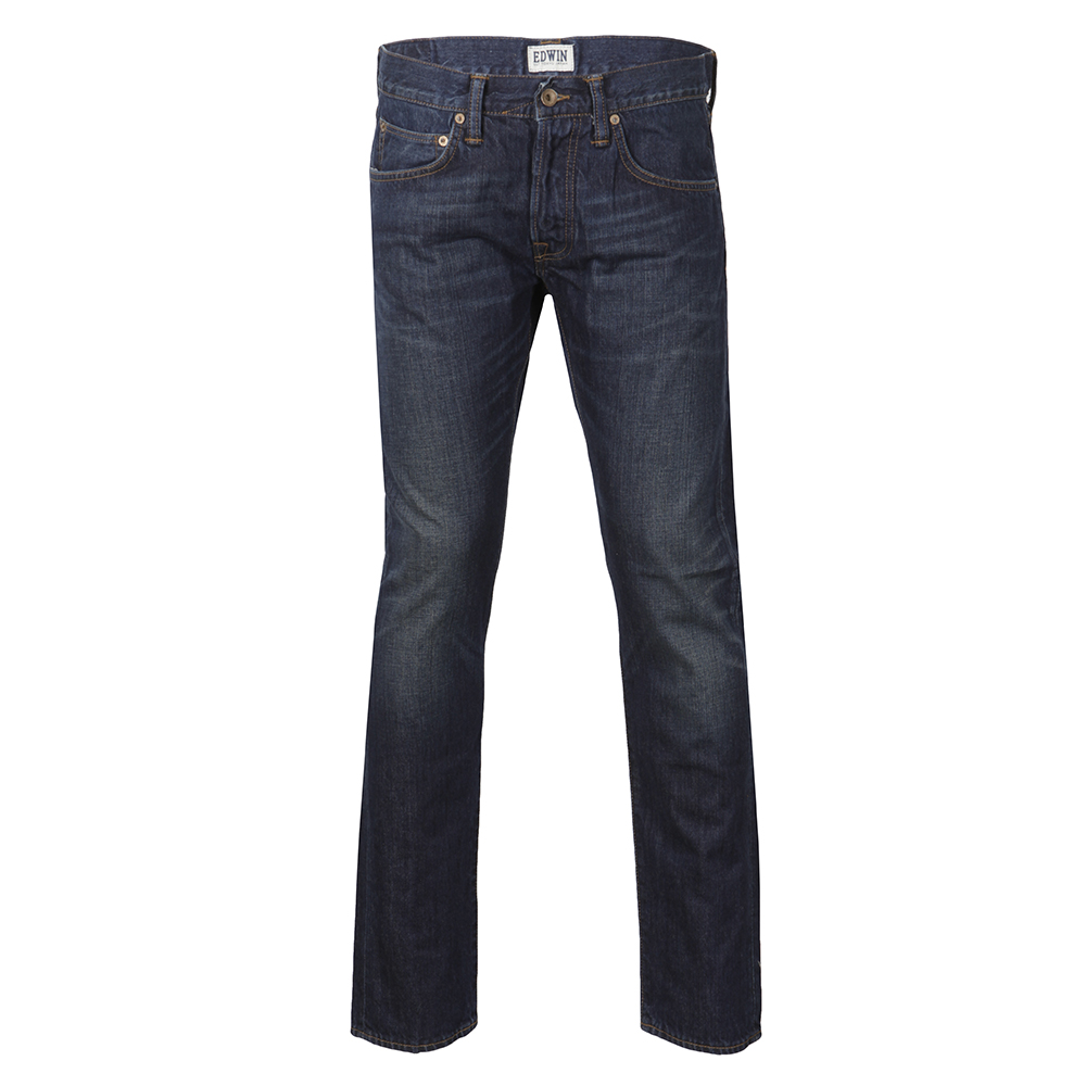 Relaxed Tapered Jean main image