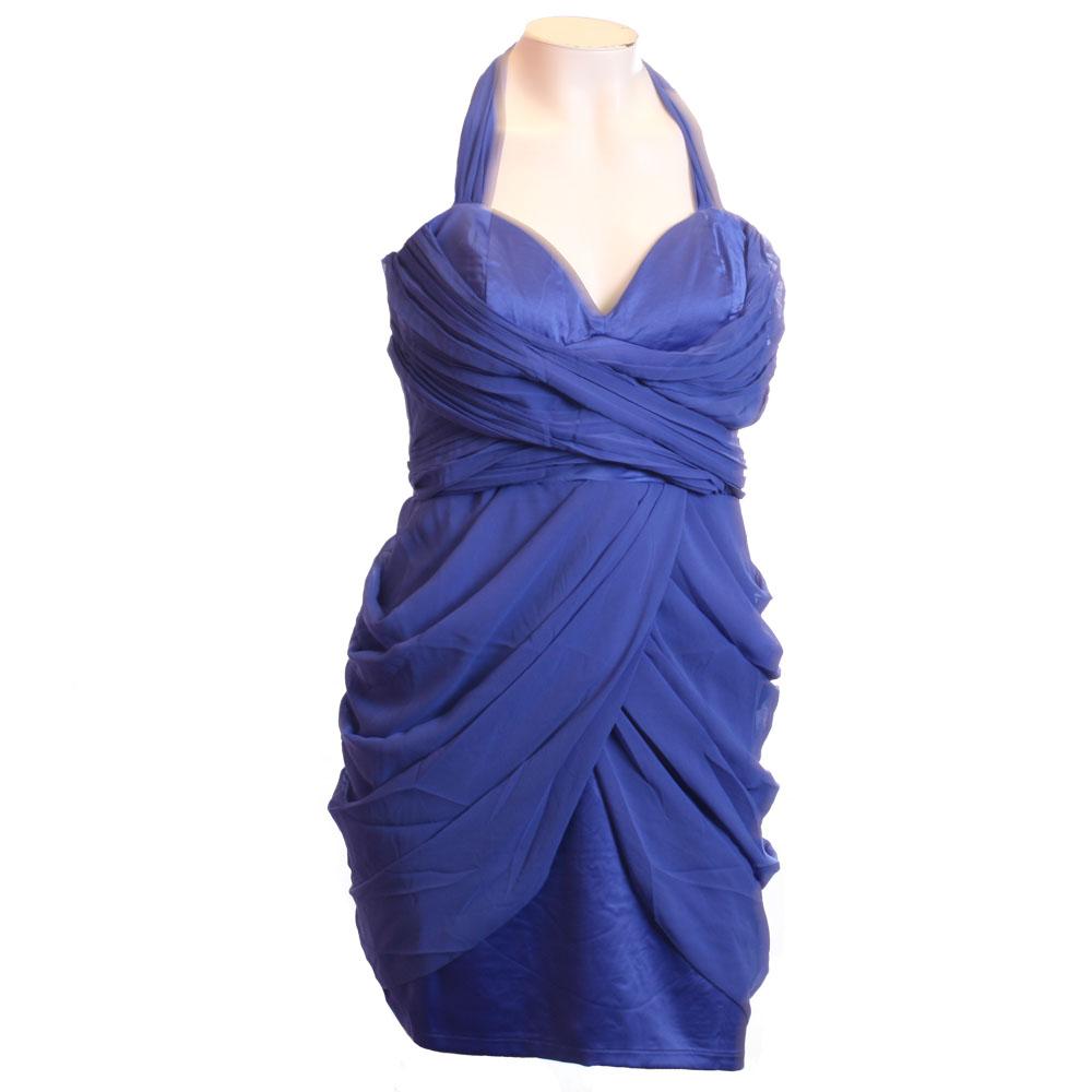 Lipsy Grecian Drape Dress | Masdings