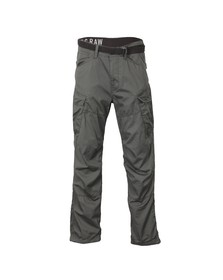 G-Star Mens Grey Rovic Loose Belted Combat
