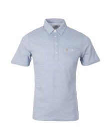 Farah Mens Blue Tennyson Polo Shirt