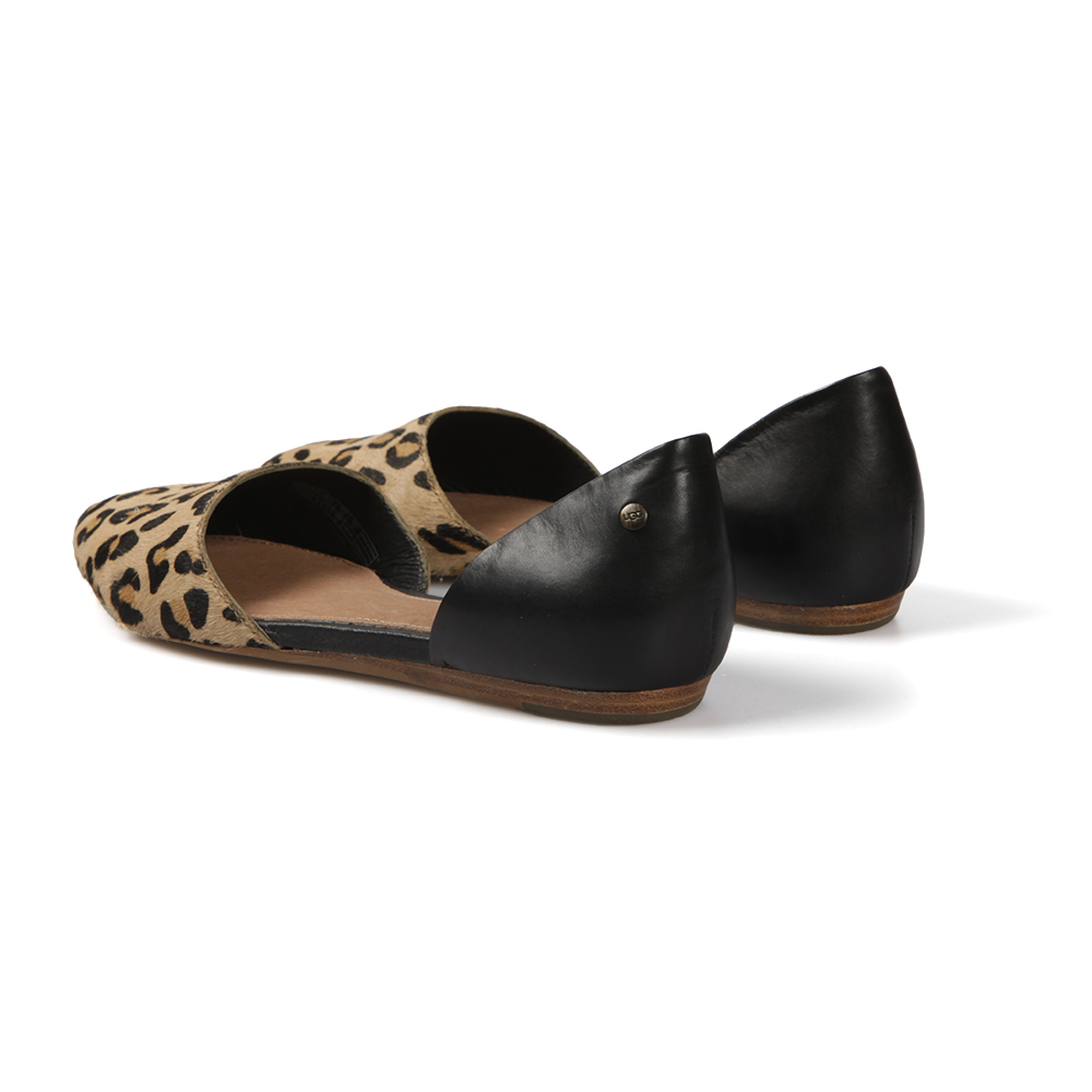 Lea Calf Hair Shoe main image