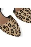 Ugg Womens Beige Lea Calf Hair Shoe