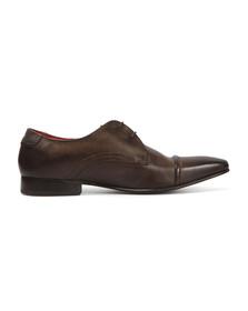 Base London Mens Brown Measure Shoe