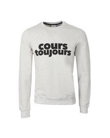 Lacoste Live Mens White SH7806 Sweatshirt