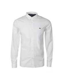 Lacoste Live Mens White CH7840 Shirt
