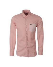 Lacoste Live Mens Orange CH7750 Shirt