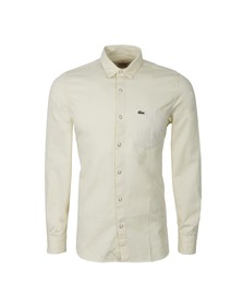 Lacoste Live Mens Yellow CH7750 Shirt