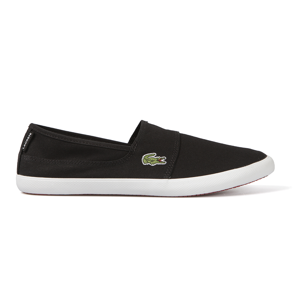 355694c61 Lacoste Sport Mens Black Marice LCR SPM Slip On