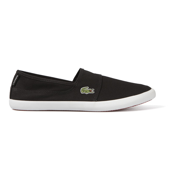1c2be6662 Lacoste Sport Mens Black Marice LCR SPM Slip On main image