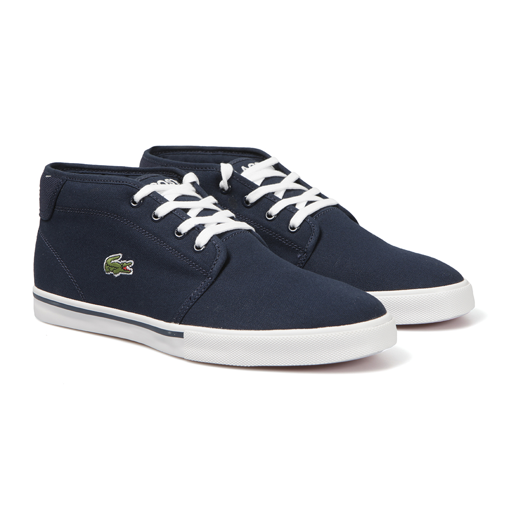 7203f01f60aa Lacoste Sport Ampthill LCR2 SPM Trainer