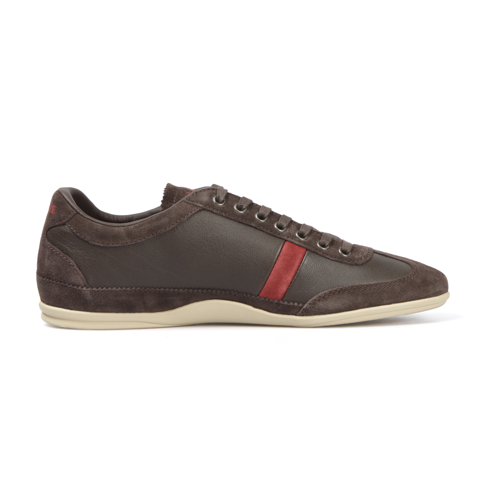 4408b51bc9ac31 ... Lacoste Mens Brown Misano 22 LCR main image