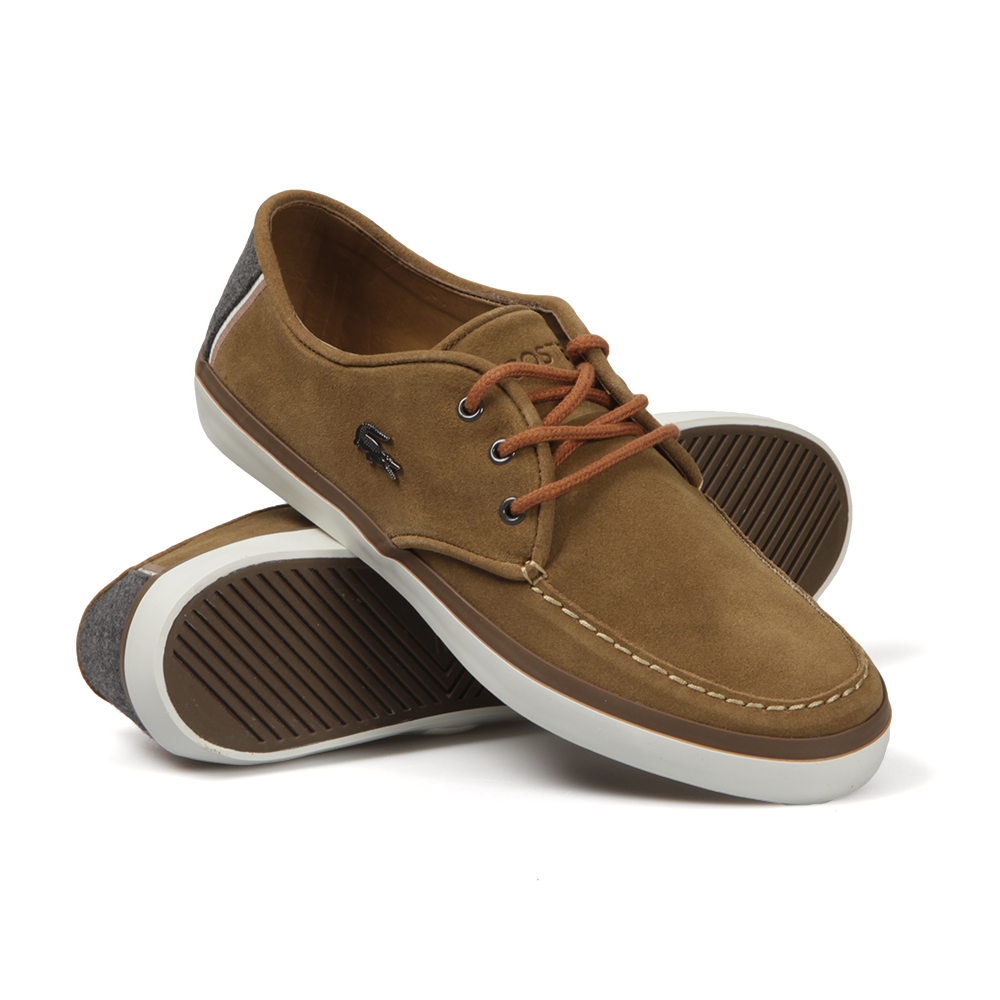 Discount Lacoste Sevrin 2 LcrBrown on sale