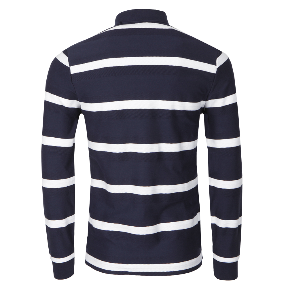 6d89bddf Lacoste KH7923 Rugby Shirt | Oxygen Clothing