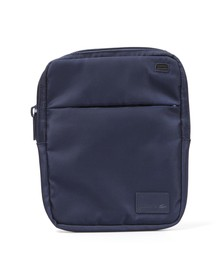 Lacoste Mens Blue NH1184SC Large Crossover Bag