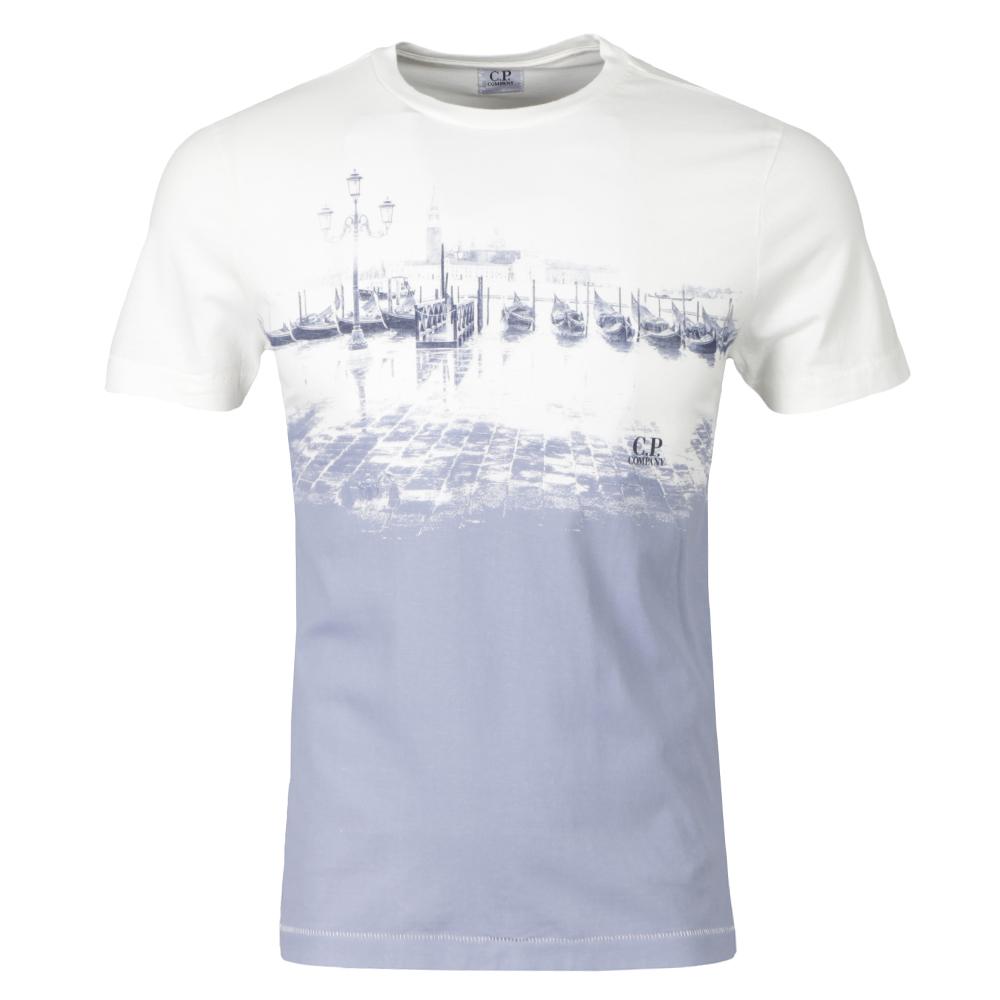 34fb86be6f6c C.P. Company Venice Print T Shirt