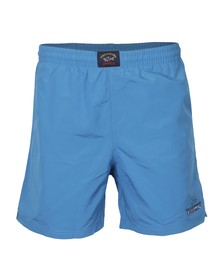 Paul & Shark Mens Blue Swim Short