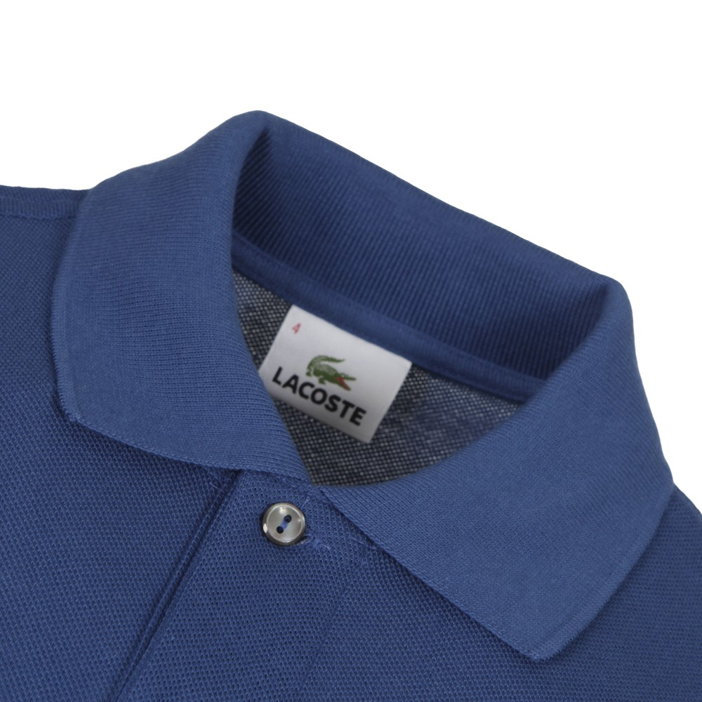 L1212 Encrier Plain Polo Shirt main image