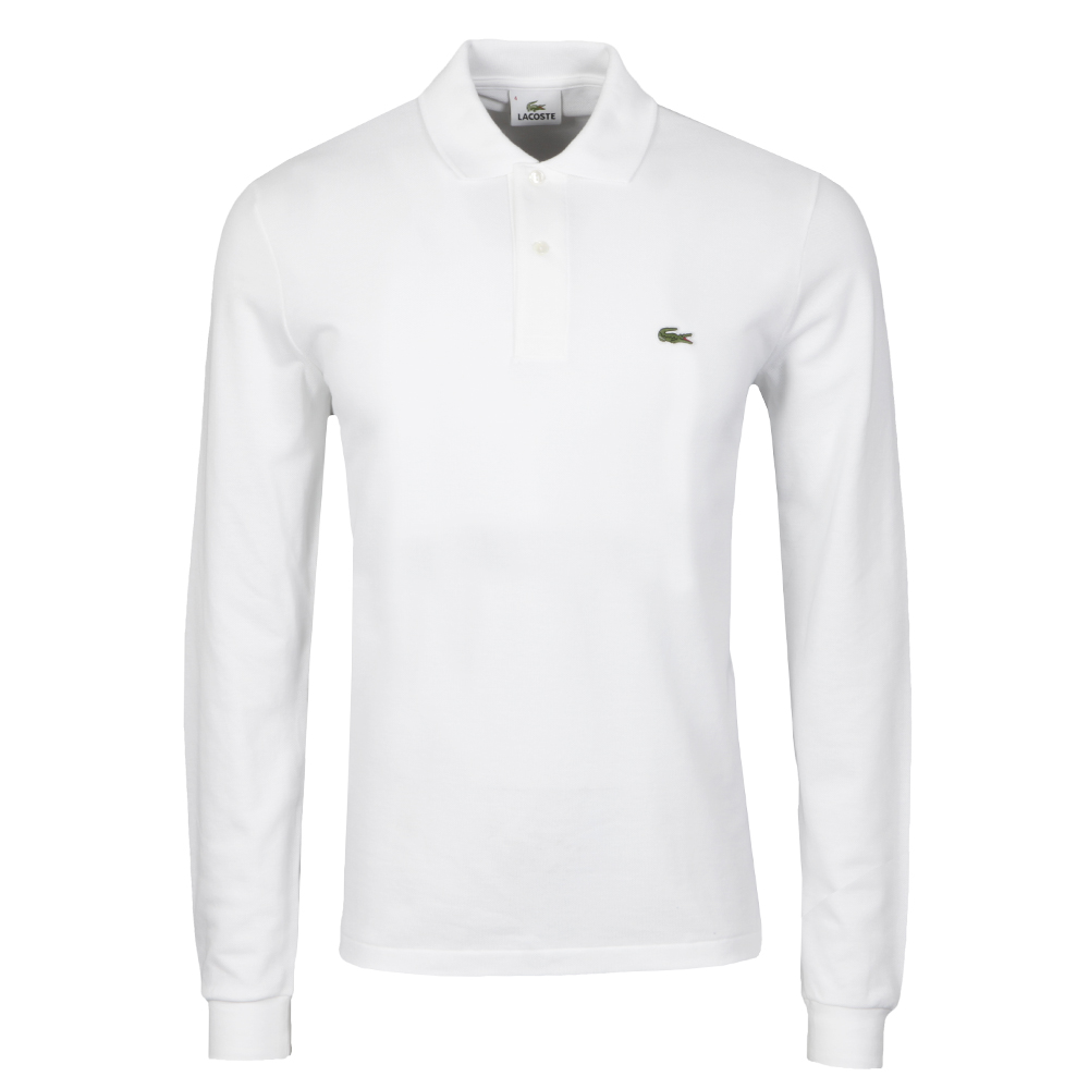 L1312 Long Sleeve Polo main image