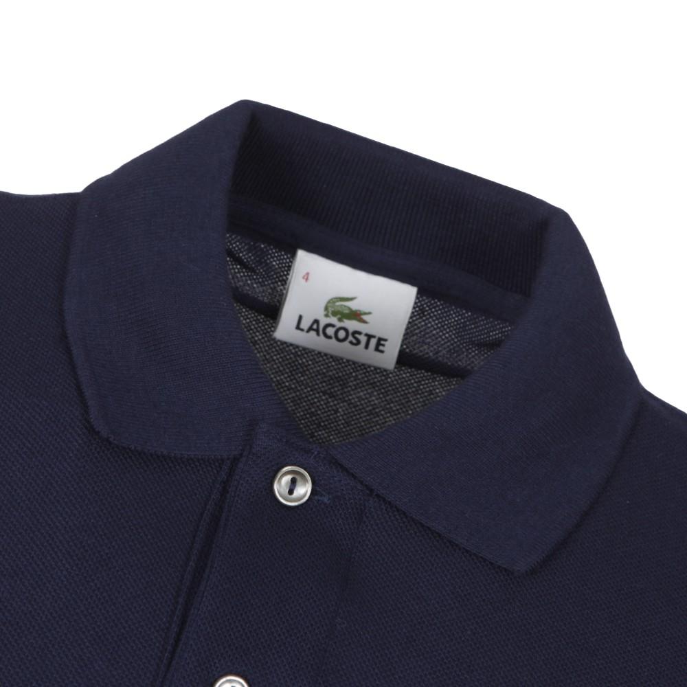 L1312 Marine Long Sleeve Polo main image
