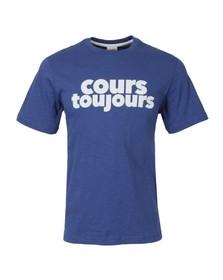 Lacoste Live Mens Blue TH7792 T-Shirt