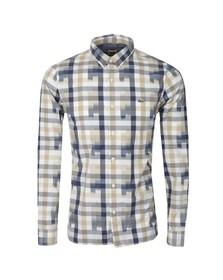 Lacoste Live Mens Blue CH7809 Shirt