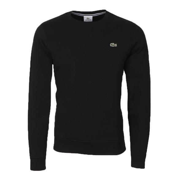 Lacoste Sport Mens Black SH7613 Sweatshirt main image