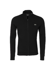 Lacoste Sport Mens Black SH7616 Full Zip  Sweatshirt