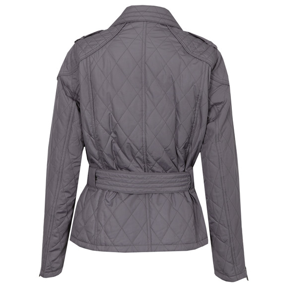 Barbour International Womens Bronze Venture Patrol Quilt main image