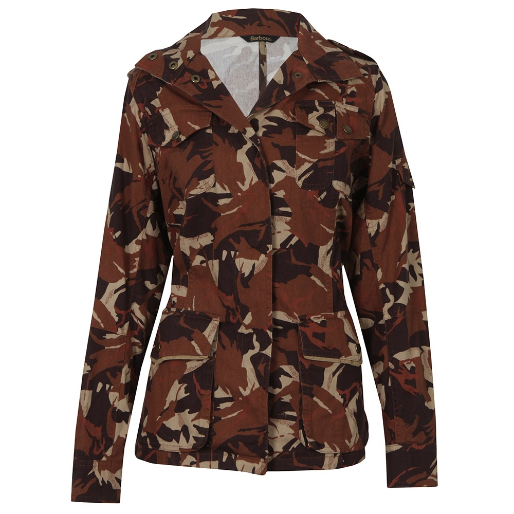 Mercia Camo Casual Jacket main image