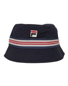 Fila Mens Blue Casper Bucket Hat