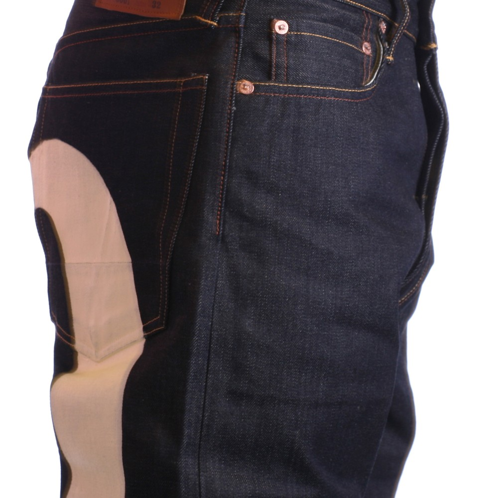 166897d7fee3 Evisu Classic Painted Daicock Jeans main image