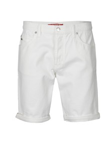 Lacoste Live Mens White FH7837 Shorts