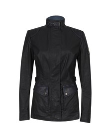 Matchless Womens Blue Sheffield Jacket