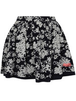 Festival Print Shift Skirt