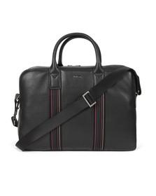 Paul Smith Jeans Mens Black Large Business Folio Bag