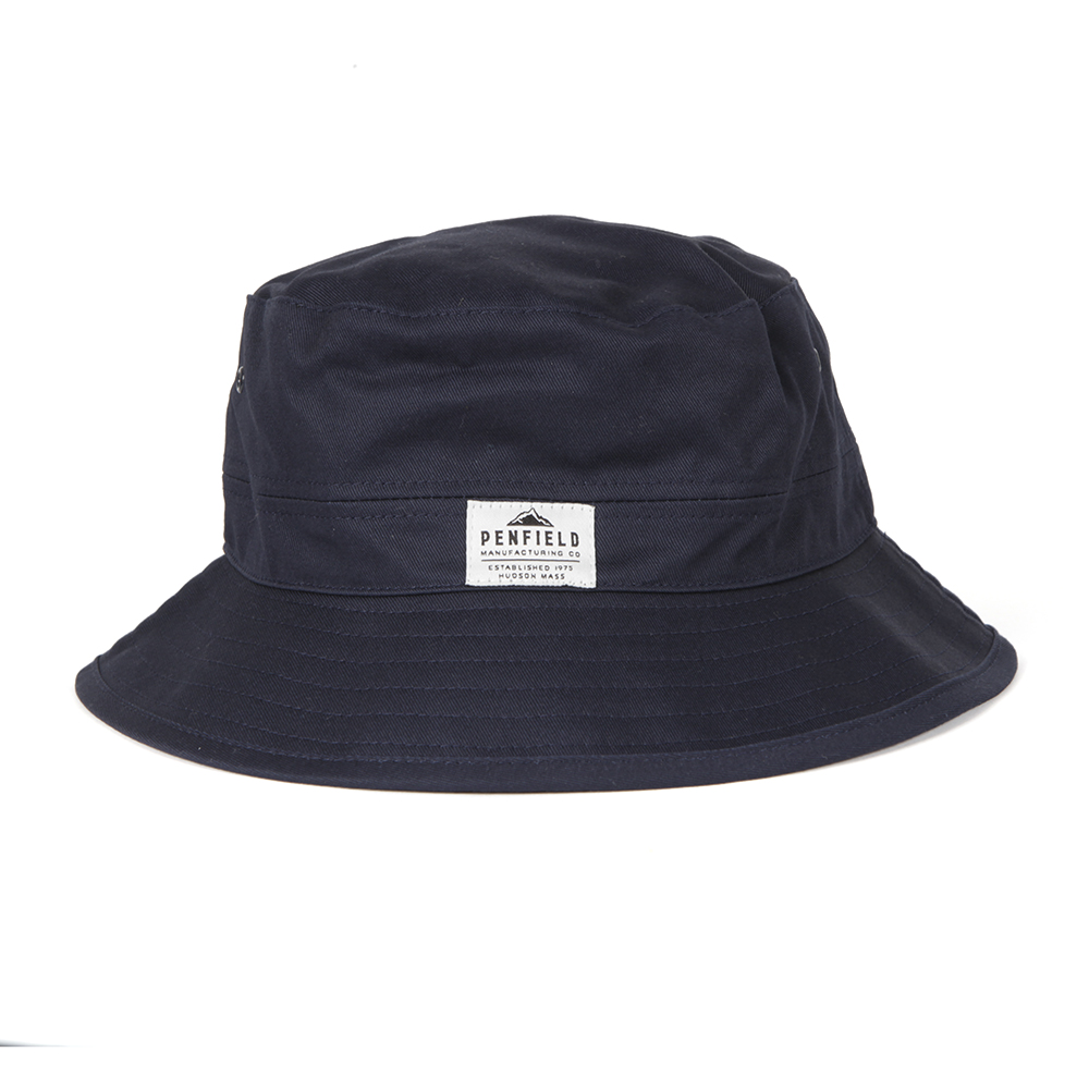 Penfield Baker Navy Sun Hat main image