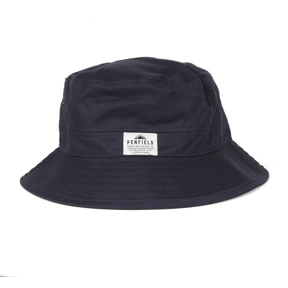Penfield Mens Blue Penfield Baker Navy Sun Hat main image