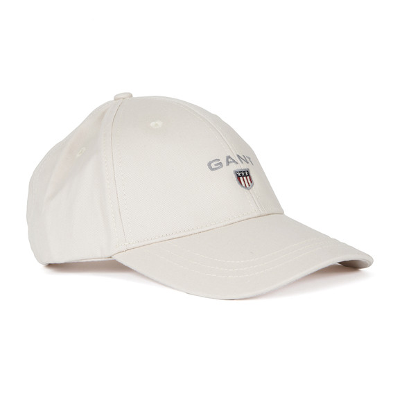 Gant Mens Brown Twill Cap main image