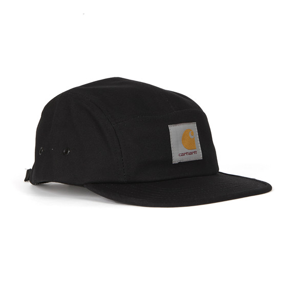 Carhartt WIP Mens Black Backley Cap