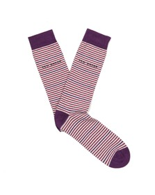 Ted Baker Mens Pink Bilford Socks
