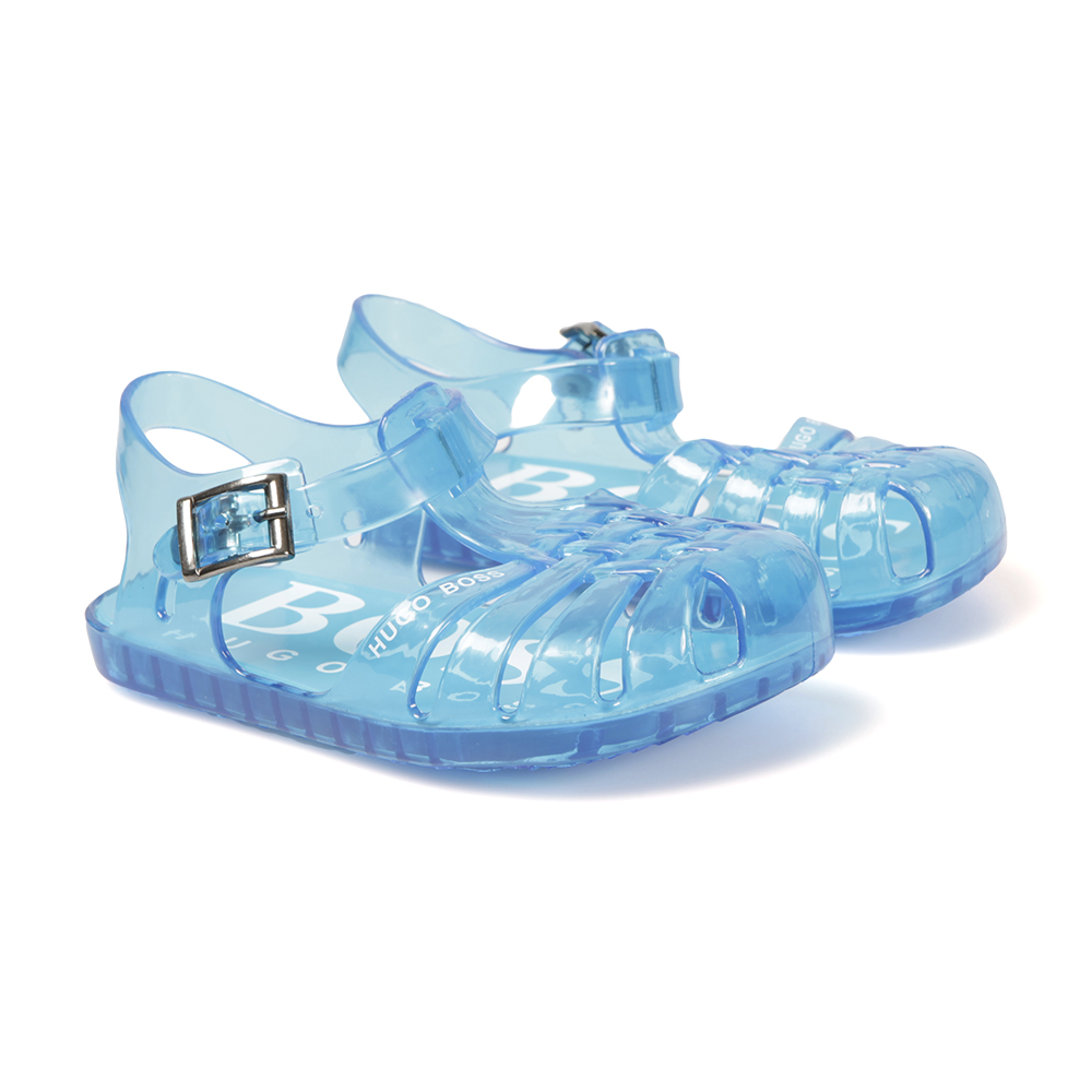 19c1a4aaeac BOSS Bodywear Jelly Sandals