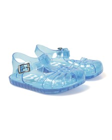Boss Boys Blue Jelly Sandals